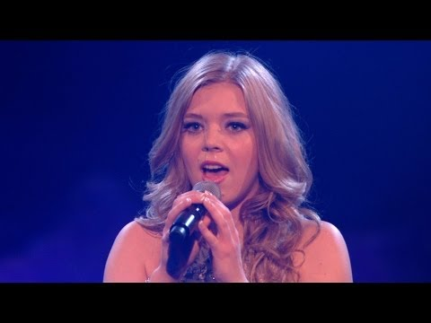 Becky Hill performs 'Like A Star' - The Voice UK - Live Semi Finals