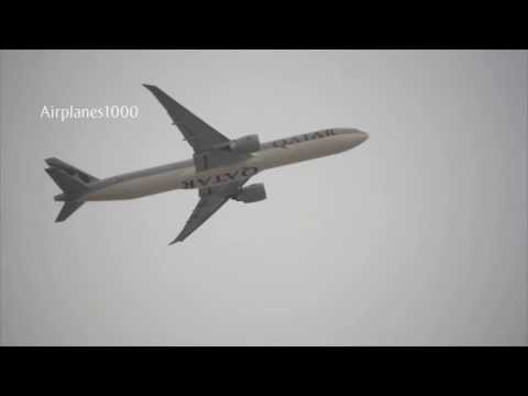 Plane Spotting at Dubai International Airport