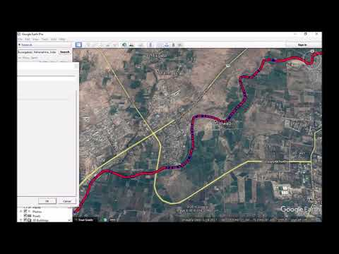 how to use google earth pro to find location and elevation.