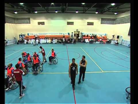Semi Final (Dubai Municipality V/s Dubai Customs) 14/07/2014