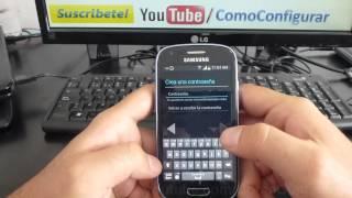 Como Registrarse En Google Play Store Samsung Galaxy S3