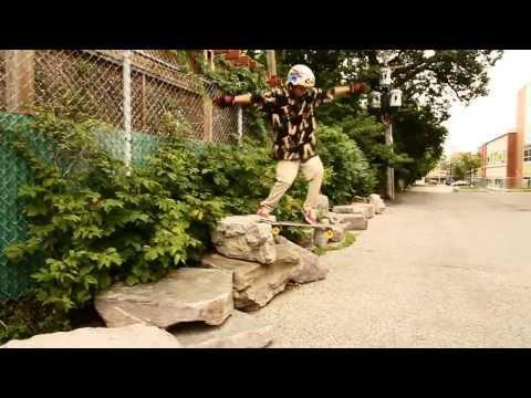 He Skates For Fun