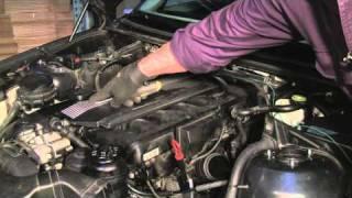 Руководство по ремонту системы вентиляции картерных газов на двигателях M54. Часть 1
