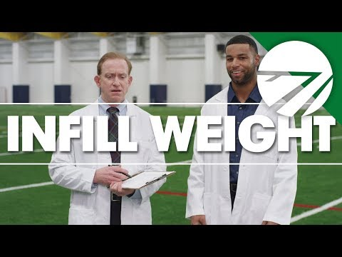 Dr. Golden Tate │ Lesson #2 │ Infill Weight