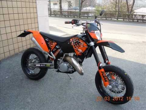 ktm 125 exc motard youtube. Black Bedroom Furniture Sets. Home Design Ideas