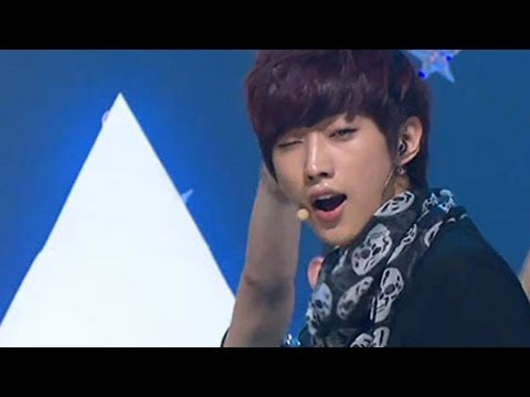 B1A4 - Good Night, B1A4 - 잘자요 굿나잇, Music Core 20120526,