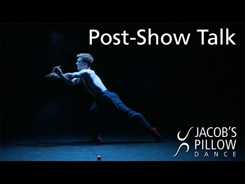 Post-Show Talk Hubbard Street Dance Chicago July 4, 2014