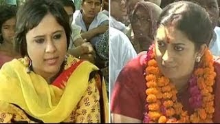 'Does Rahul have audacity to debate me': Smriti Irani to NDTV