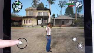 Hack GTA SanAndreas SANS JAILBREAK IPad/iPhone/iPod Argent