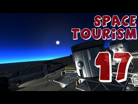 Space Tourism - Episode 17 (Kerbal Space Program)