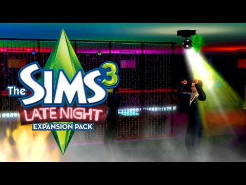 LGR - The Sims 3 Late Night Review - YouTube