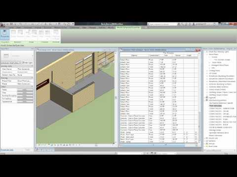 New in Revit 2012: Construction Modeling &amp; Assemblies - Link