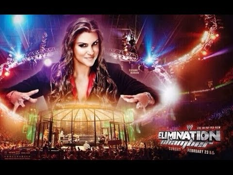 WWE Elimination Chamber 2014 [HDTV] full show