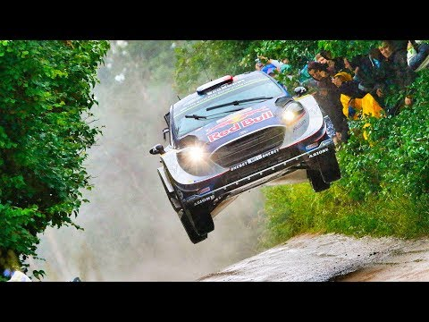 This POV Will Make You Want to Drive a Rally Car | Sebastien Ogier testing at WRC Finland