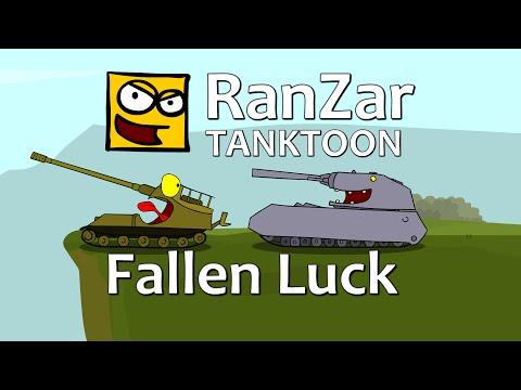 Tanktoons - Padlé štastie