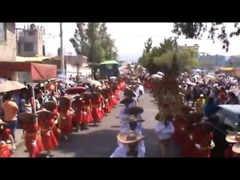 CAPORALES SAN PEDRO TLAHUAC 2014