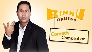 Best Of Binnu Dhillon Comedy Compilation 2013-2014