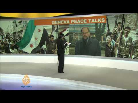 Syria 'agrees to attend' Geneva peace talks