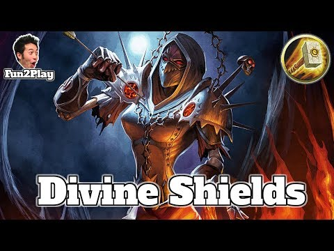 Divine Shield Aggro Paladin Kobolds And Catacombs | Hearthstone Guide How To Play