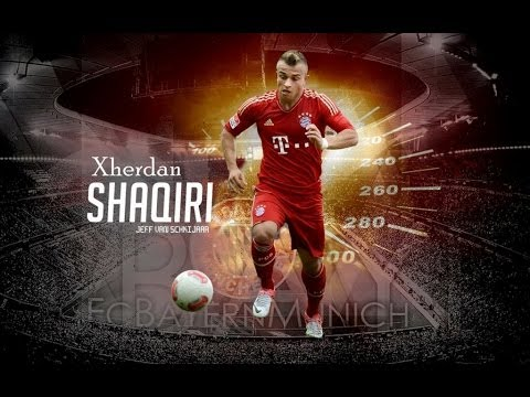 Xherdan Shaqiri - best skills & Goals - welcome to liverpool? HD
