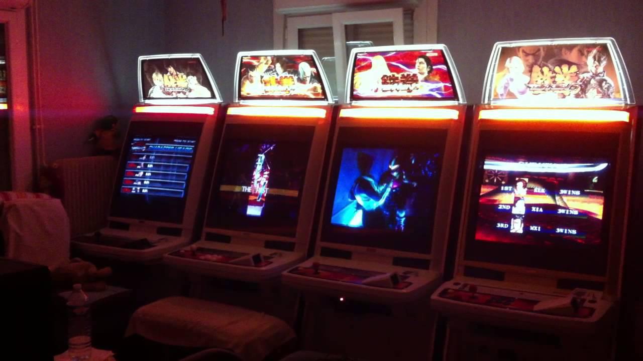 My Game Arcade Room YouTube