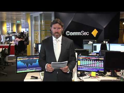 20th Mar 2014, CommSec End of Day Report: FED Comments push stocks lower