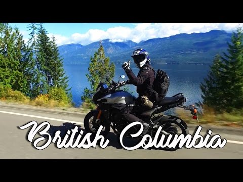 British Columbia / Yamaha FJ-09 / MotoGeo Adventures