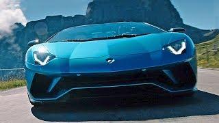 Lamborghini Aventador S Roadster (2018) Features, Driving, Design. YouCar Car Reviews.