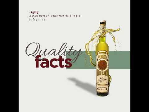 Tequila Don Diego Santa - Quality Facts AÑEJO