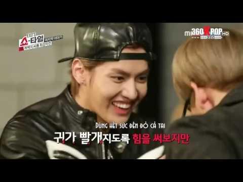 EXO's Showtime Tập 12 End Vietsub EXO