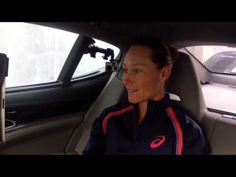 Close-up: Samantha Stosur - Porsche Tennis Grand Prix 2013