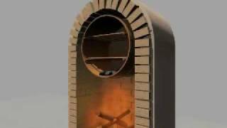 Construcción de un horno económico