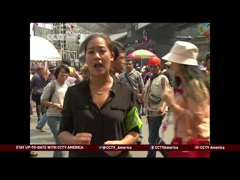 Protests Continue after the Vote in Thailand