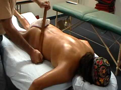 Bamboo Massage Part 2 ~ The Original