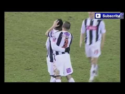 West Bromwich Albion 1 Cardiff City 0 - 2006/07 - Nathan Ellington wonder goal