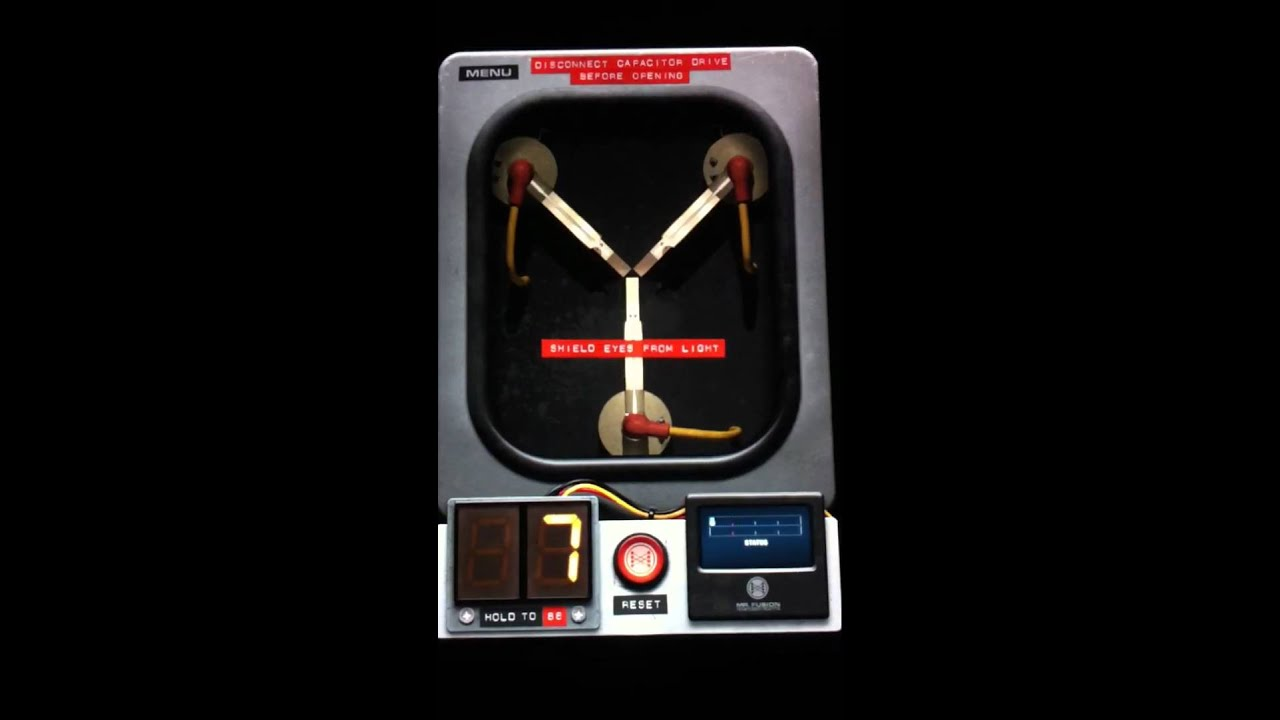 Image Result For Flux Capacitor For Sale