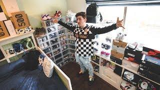 My Best Friend's Insane Sneaker Collection