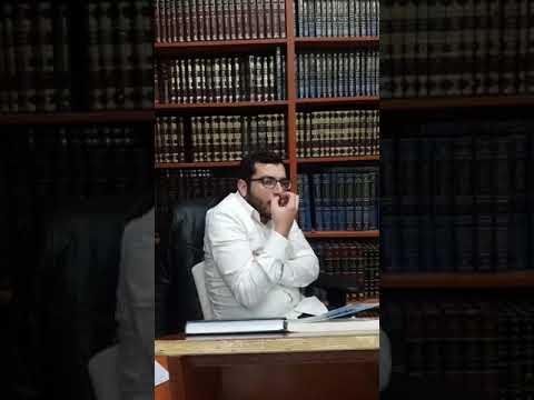 Rav Shemoel TAIB : La mitsva de vivre en érets Israël selon le shoulhan arouh