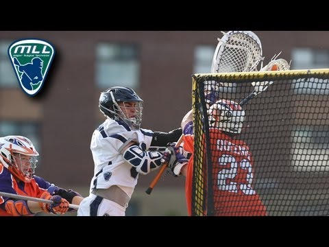 MLL Week 9 Highlights: Chesapeake Bayhawks vs Hamilton Nationals