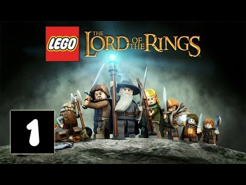 LEGO: The Lord of the Rings - Part 1 (Gameplay, Walkthrough)