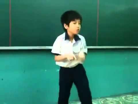 Clip nhóc tiểu học nhảy Gangnam Style gây sốt   HAY88 COM   Tin Hay Chọn Lọc