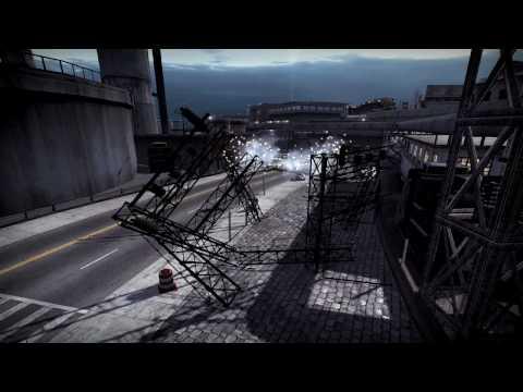 Need for Speed: World Online - первый геймплейный трейлер