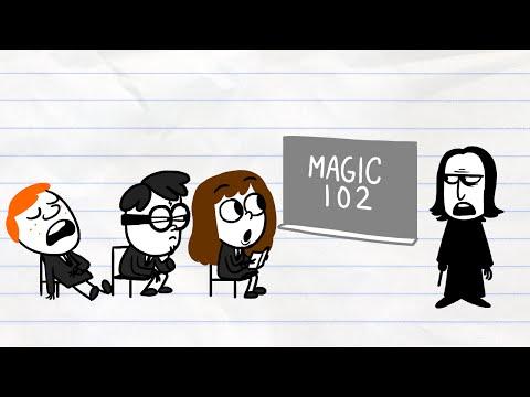 Minútová verzia Harryho Pottera 1.