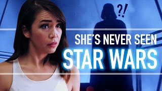 DEALBREAKERS: She's Never Seen Star Wars?!