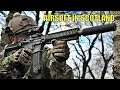 Airsoft War M4, M16, G36 Section8 Scotland HD
