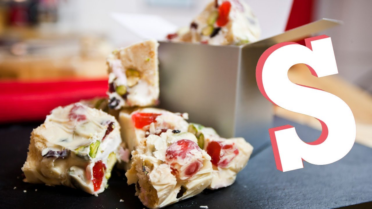Sorted Food White Chocolate Rocky Road