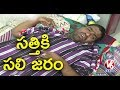 Bithiri Sathi Suffering With Fever, Funny Conversation Wit..