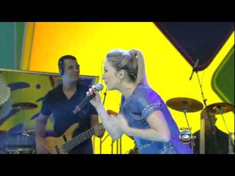 Claudia Leitte - Caldeirão do Huck - Faz Um (29/06/2013)
