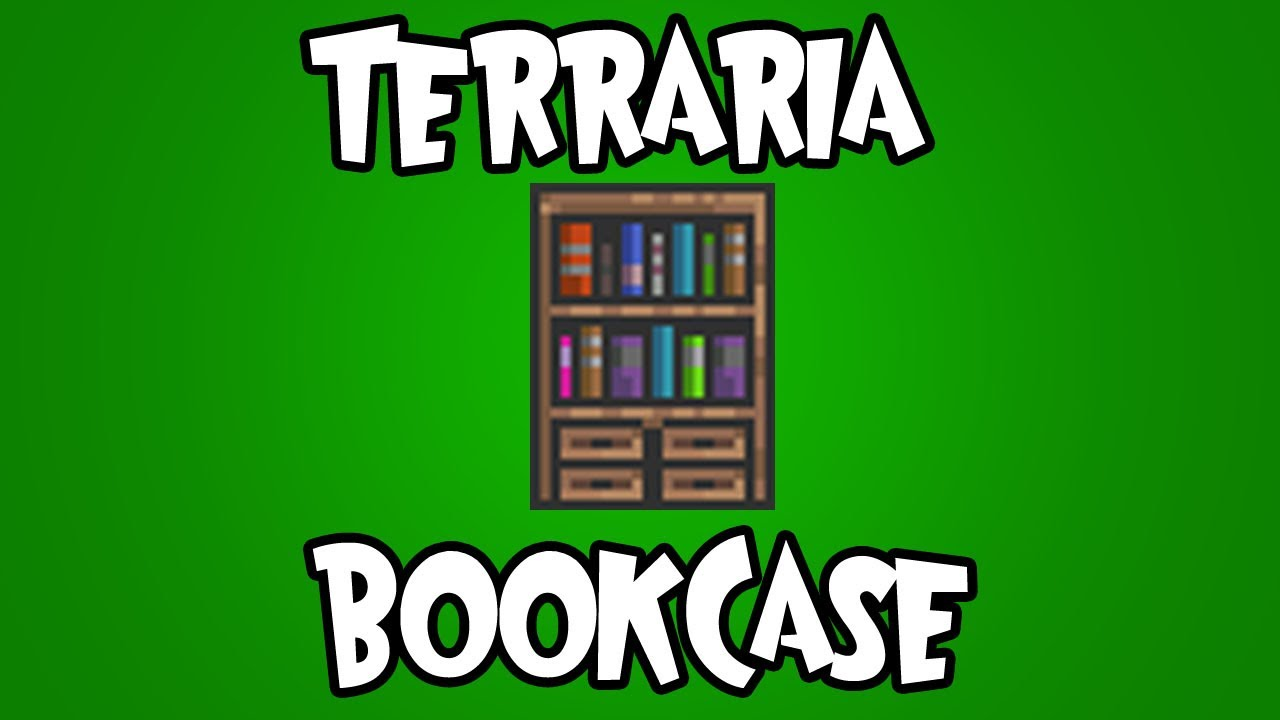 how to get books in terraria