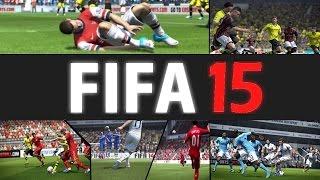 FIFA 15 SE CONFIRMA QUE NO SALDRA PARA PS2,PSP,WII U
